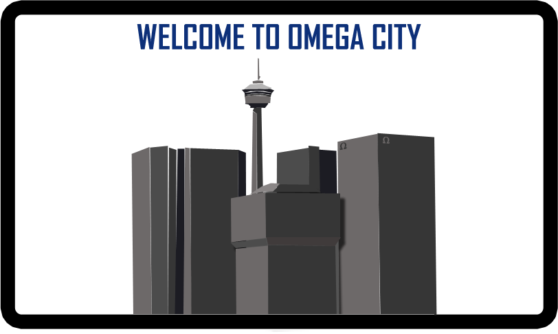 Omega City Stories - Enter